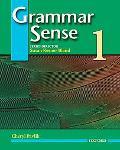 Grammar Sense 1