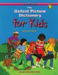 The Oxford Picture Dictionary for Kids English/spanish