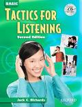 Basic Tactics for Listening Student Book