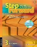 Step Forward 3 Student Book with Audio CD: Level 3