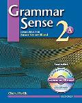 Grammar Sense 2 Student Book 2a With Wizard Cd-rom