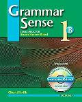 Grammar Sense 1 Student Book 1b With Wizard Cd-rom