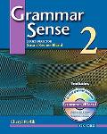 Grammar Sense 2 Student Book With Wizard Cd-rom