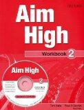 Aim High Level 2: Workbook & CD-ROM: A New Secondary Course Which Helps Students Become Succ...