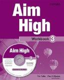 Aim High Level 3: Workbook & CD-ROM: A New Secondary Course Which Helps Students Become Succ...
