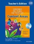 Oxford Picture Dictionary for the Content Areas Teacher's Edition (Oxford Picture Dictinary ...