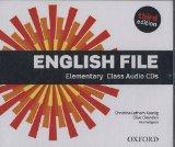 English File: Elementary: Class Audio CDs (French Edition)