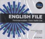 English File: Pre-intermediate: Class Audio CDs (French Edition)