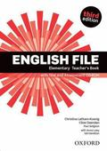 English File: Elementary: Teacher's Book with Test and Assessment CD-ROM (French Edition)
