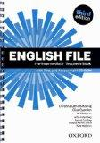 English File: Pre-intermediate: Teacher's Book with Test and Assessment CD-ROM (French Edition)