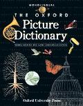 Oxford Picture Dictionary Monolingual