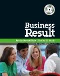 Business Result Pre-Intermediate: With Interactive Workbook on CD-ROM Student's Book Pack