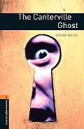 Canterville Ghost (Oxford Bookworms)