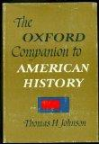 The Oxford Companion to American History