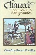 Chaucer Sources and Backgrounds
