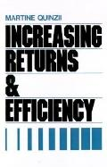 Increasing Returns and Economic Efficiency