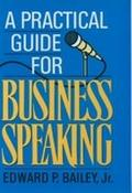 Guide to Business Speaking