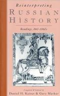 Reinterpreting Russian History Readings 860-180s