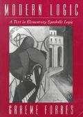 Modern Logic A Text in Elementary Symbolic Logic
