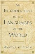 Introduction to the Languages of the World