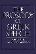 Prosody of Greek Speech