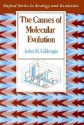 Causes of Molecular Evolution