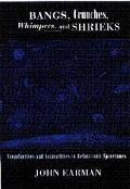 Bangs, Crunches, Whimpers, and Shrieks Singularities and Acausalities in Relativistic Spacet...