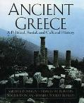 Ancient Greece A Political, Social, and Cultural History