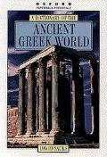 Dictionary of the Ancient Greek World