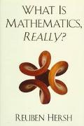 What is Mathematics,really?