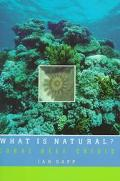 What Is Natural Coral Reef Crisis
