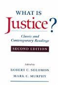 What Is Justice? Classic and Contemporary Readings