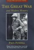 Great War and Modern Memory