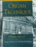 Organ Technique Modern and Early