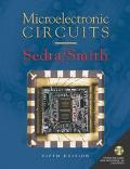 Microelectronic Circuits: includes CD-ROM (Oxford Series in Electrical and Computer Engineer...