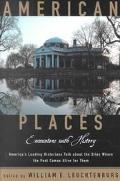American Places Encounters With History