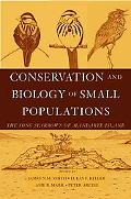 Conservation And Biology Of Small Populations The Song Sparrows Of Mandarte Island