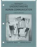 Understanding Human Communications: Student Resource Manual