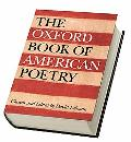 Oxford Book of American Poetry