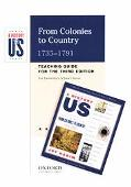From Colonies to Country 1735-1791 For Elementary School Classes