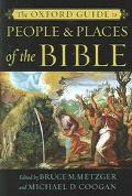Oxford Guide to People & Places of the Bible
