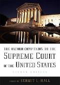 Oxford Companion to the Supreme Court of the United States
