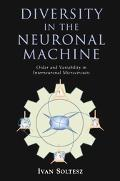 Diversity in the Neuronal Machine Order And Variability in Interneuronal Microcircuits