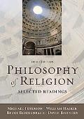 Philosophy of Religion Selected Readings