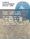 Human Development Report 2000