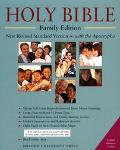 Family Bible with Apocrypha