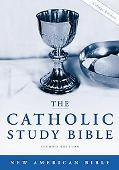 Catholic Study Bible New American Bible, College Edition