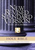 Holy Bible Containing the Old and New Testaments New Revised Standard Version