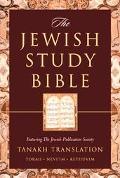 Jewish Study Bible Tanakh Translation, Torah, Nevi'Im, Kethuvim