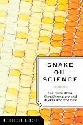 Snake Oil Science